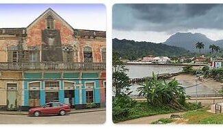 Sao Tome and Principe Capital City