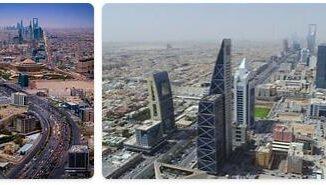 Saudi Arabia Capital City