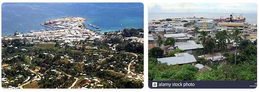 Solomon Islands Capital City
