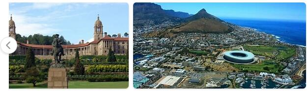 South Africa Capital City