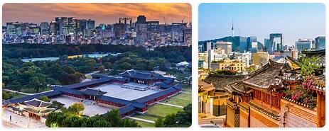 South Korea Capital City