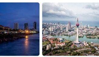 Sri Lanka Capital City