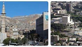 Syria Capital City