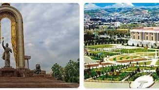 Tajikistan Capital City