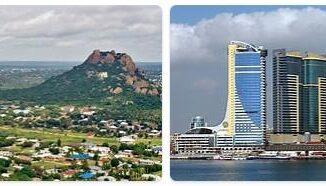 Tanzania Capital City