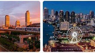 Thailand Capital City