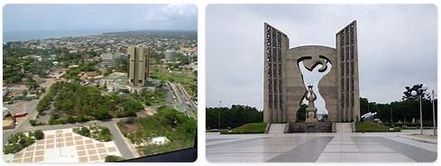 Togo Capital City