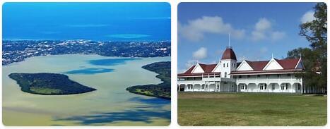 Tonga Capital City