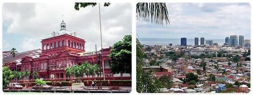 Trinidad and Tobago Capital City
