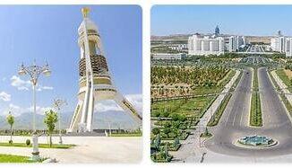 Turkmenistan Capital City