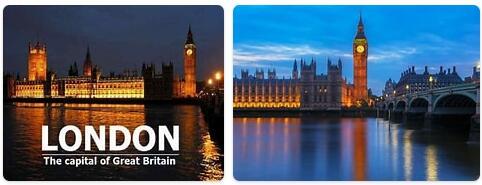 United Kingdom Capital City
