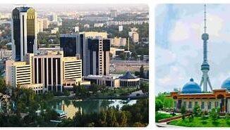 Uzbekistan Capital City