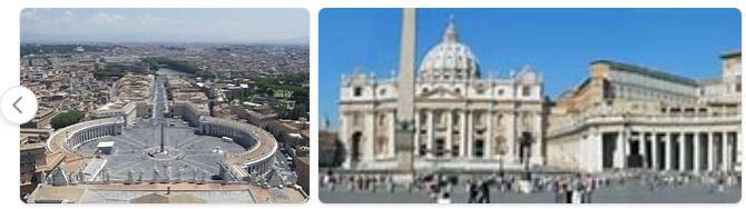 Vatican City Capital City